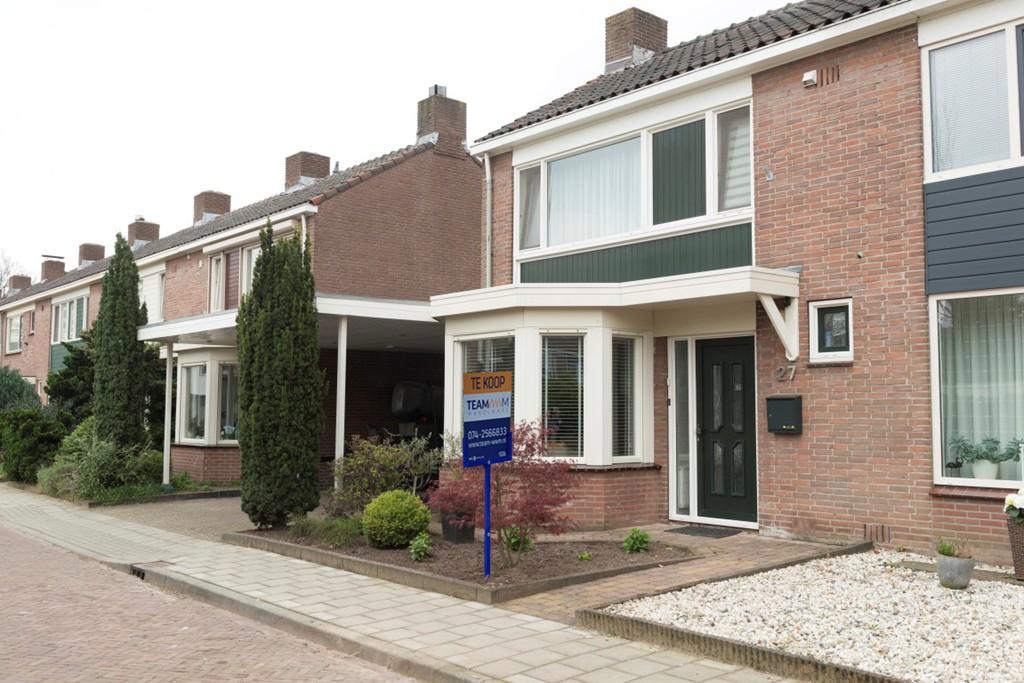 Gabriël Metsustraat 27 Enschede