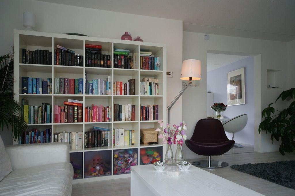 4-boekenkast